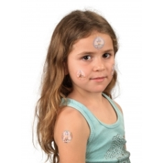 מדבקות קעקוע לילדים